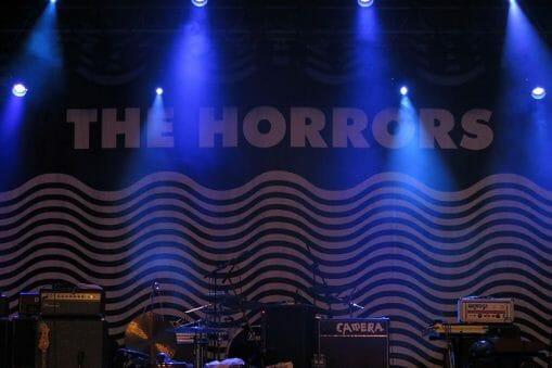 Camera + The Horrors : Premier voyage de l'été au Paris Psych Fest 12