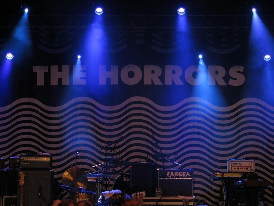 Camera + The Horrors : Premier voyage de l'été au Paris Psych Fest 1