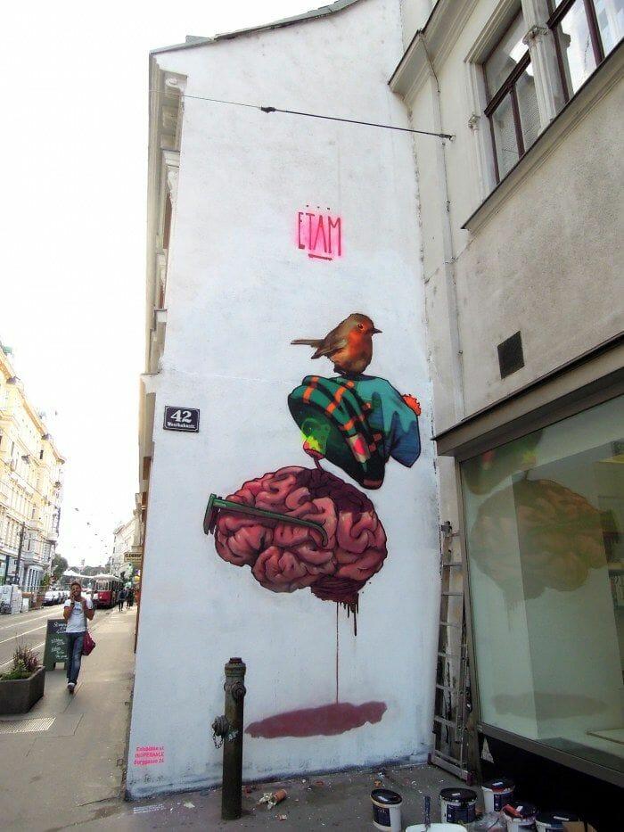 street art austria