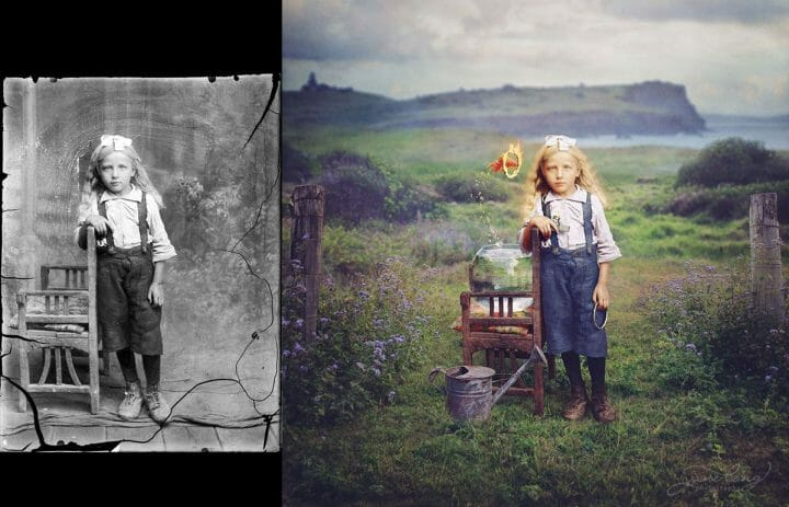 Jane Long photographie
