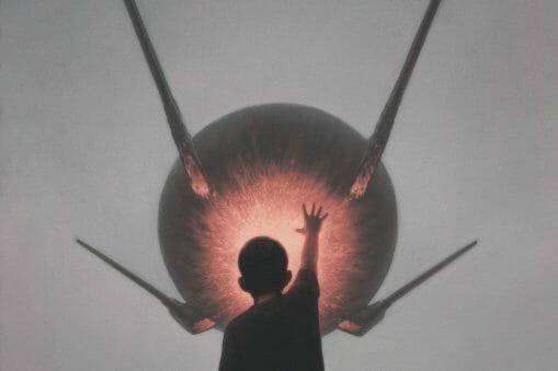 Noirceur dans l'imaginaire de l'illustrateur Yuri Shwedoff 12