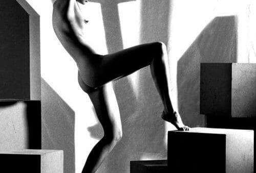 Günter Knop, femmes de Vitruve et femmes objets 8