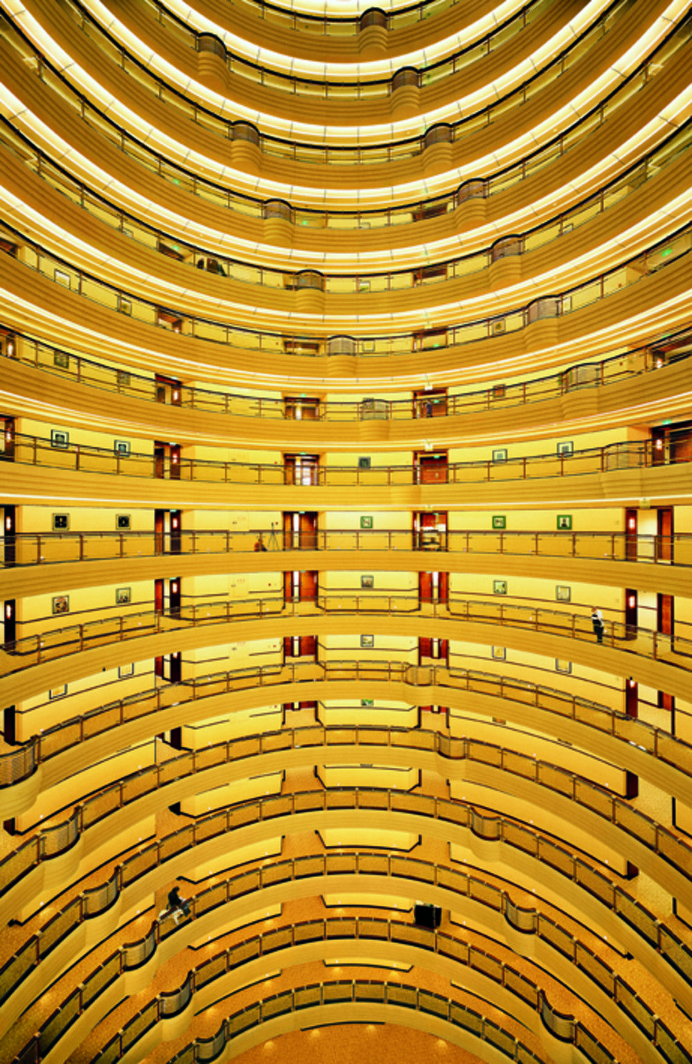 photo d'Andreas Gursky chine
