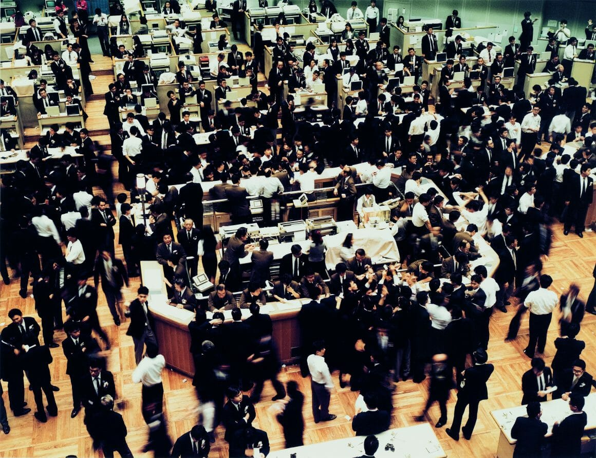 photo d'Andreas Gursky bourse
