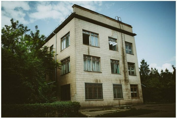 Kherson TB hospital