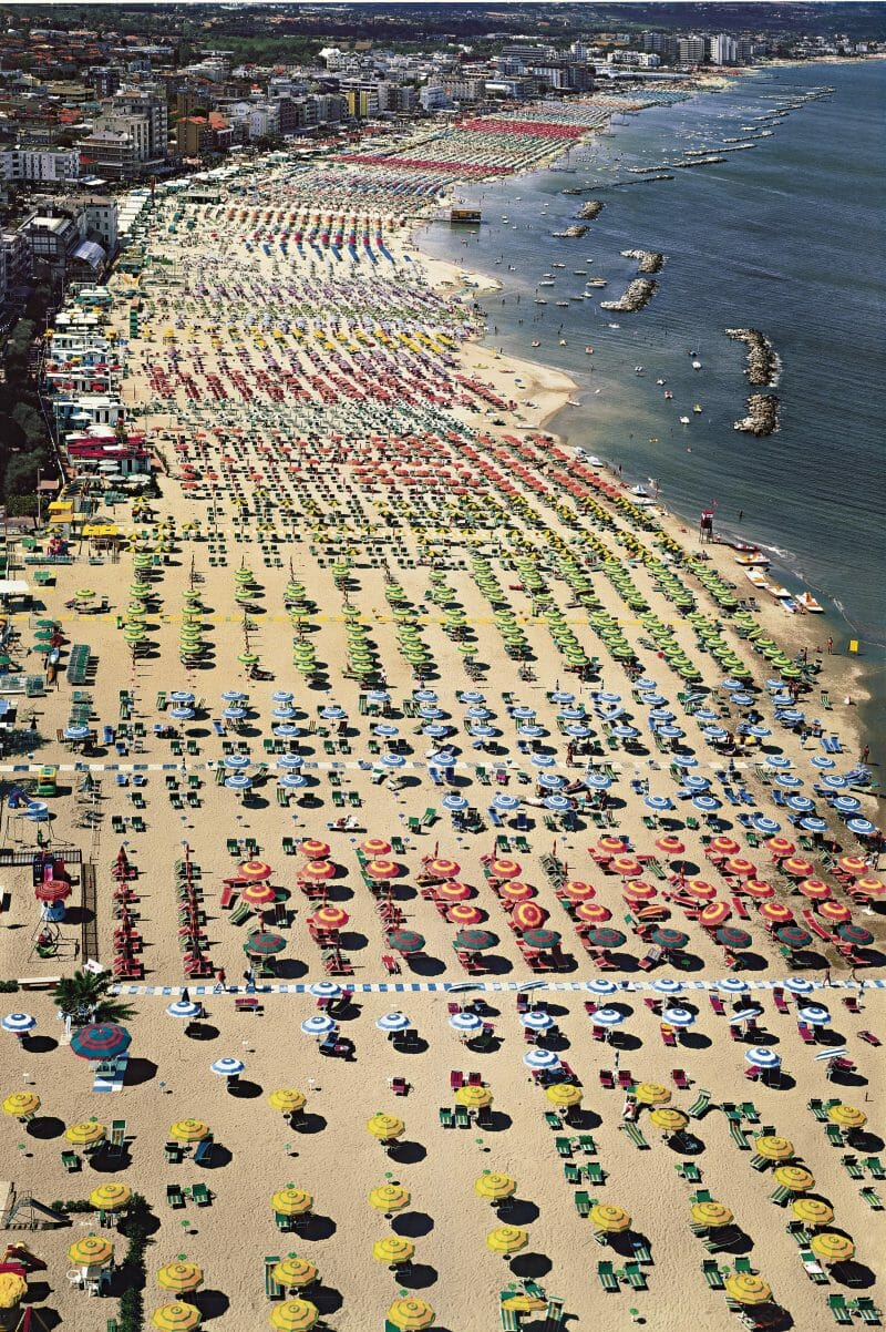 photo d'Andreas Gursky plage