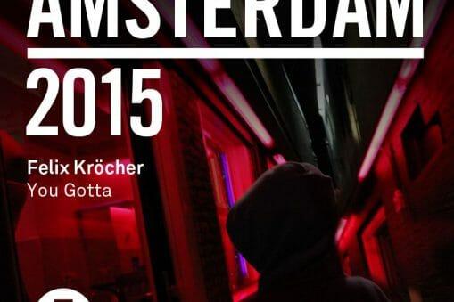 Deux nouvelles tracks pour Felix Kröcher sur Toolroom & Metodiq 9