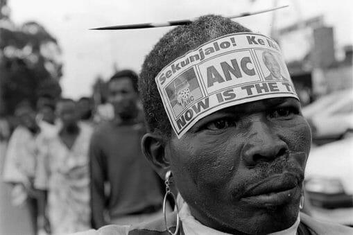 Ozier Muhammad est l'homme, le photographe des foules 5
