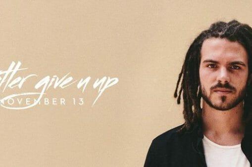 "Le retour du Kiwi, FKJ, avec ""Better Give U Up"" 1"