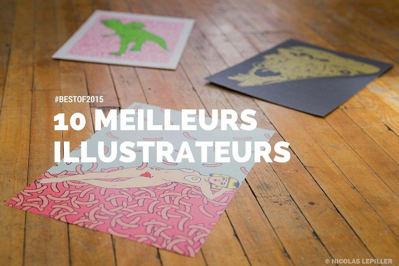 Les 10 meilleurs illustrateurs de 2015 1