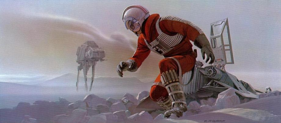 hoth luke skywalker
