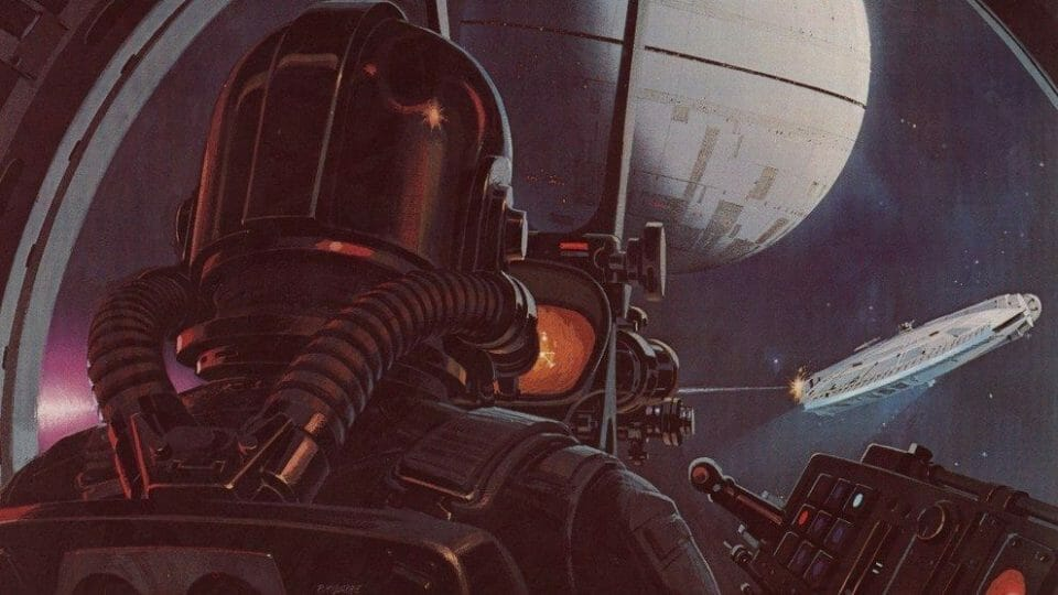 tie figther Ralph Angus McQuarrie
