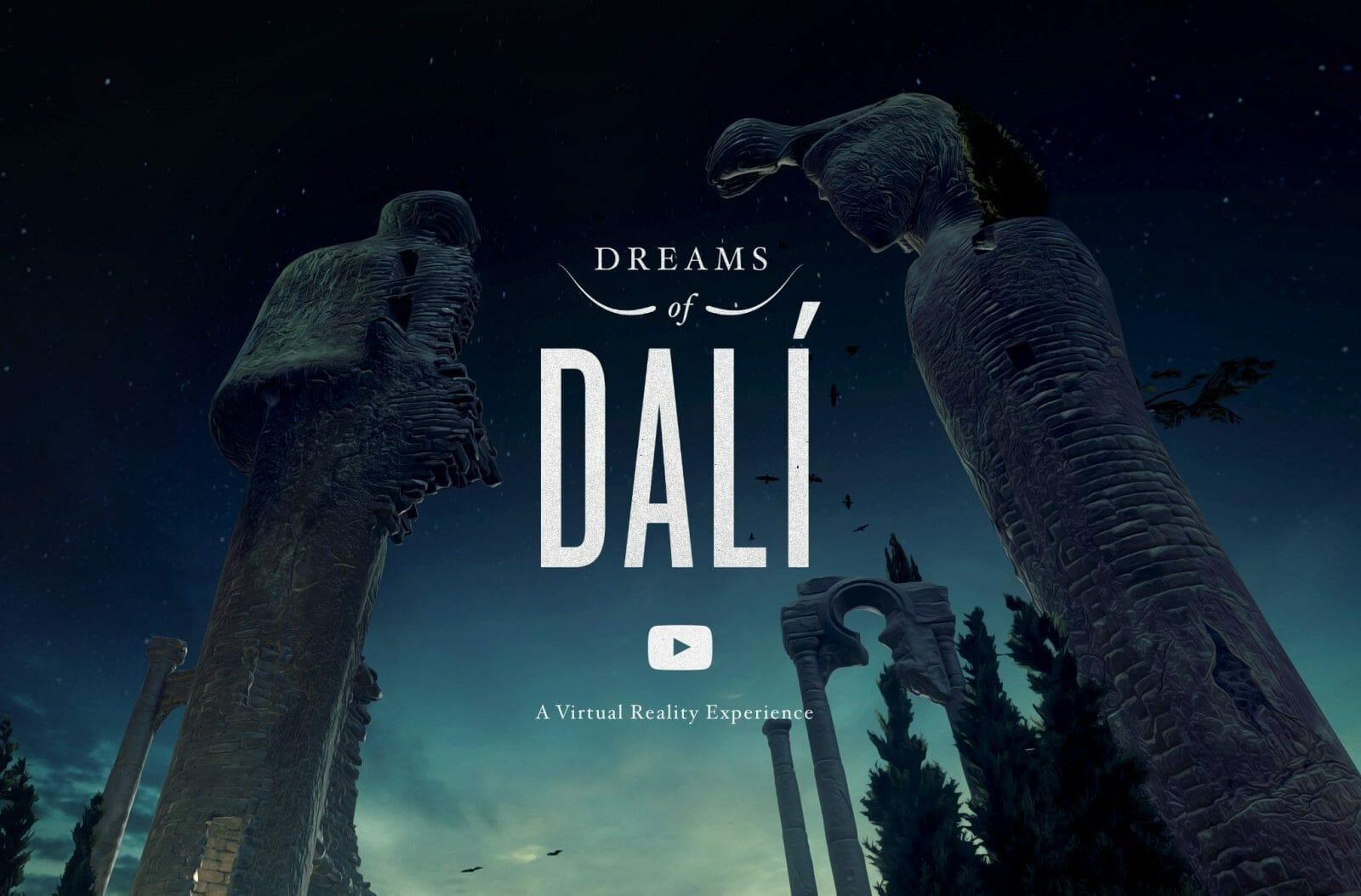 « Dreams of Dali », quand la réalité virtuelle rencontre les tableaux du Maître. 1