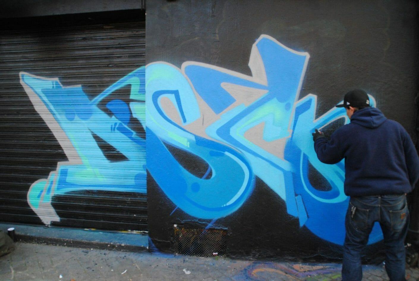 Disco x Le Mur Saint Ouen 11