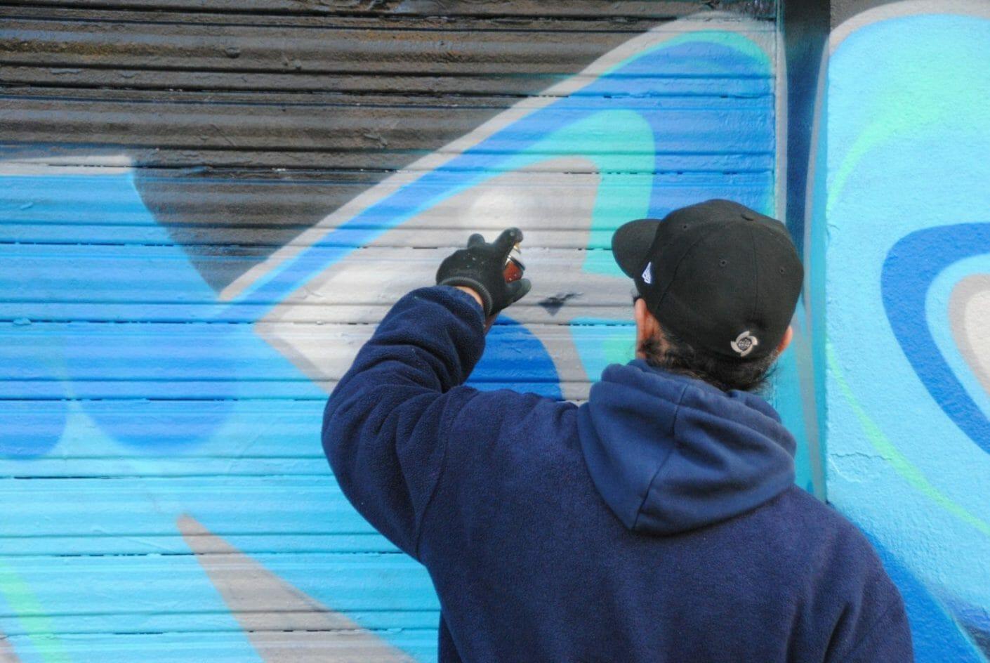 Disco x Le Mur Saint Ouen 12