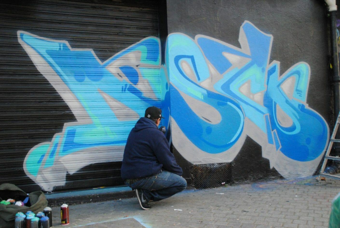 Disco x Le Mur Saint Ouen 14