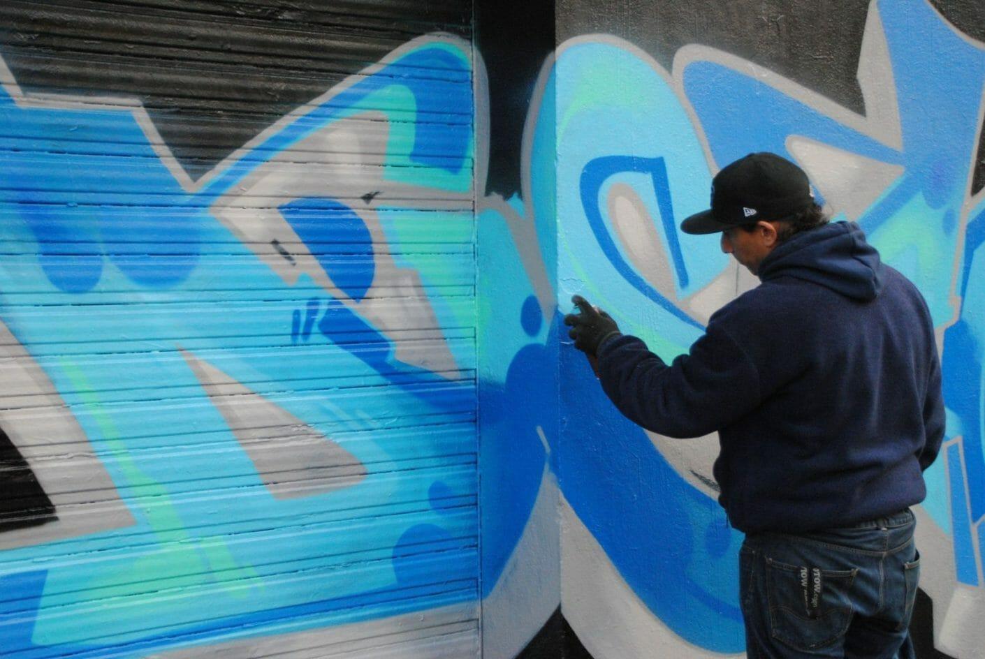 Disco x Le Mur Saint Ouen 19