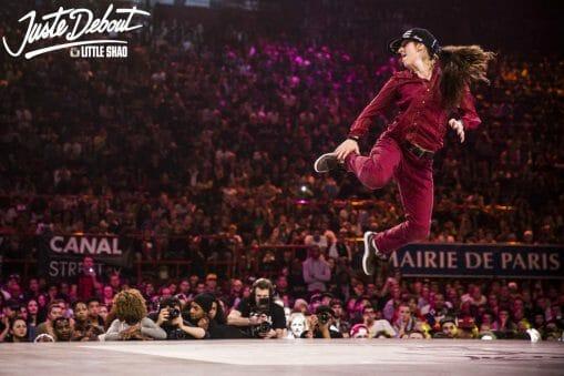 Chorégraphie frénétique : L'art des danses Hip-Hop à l'assaut de l'AccorHotels Arena 8