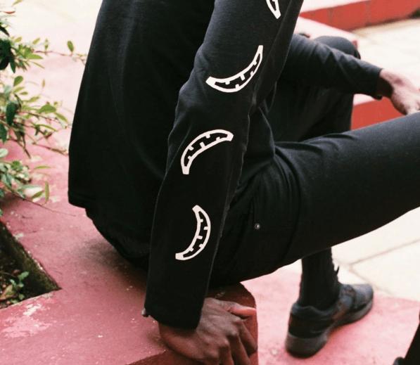 sweat noir cool