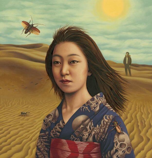 woman_dunes
