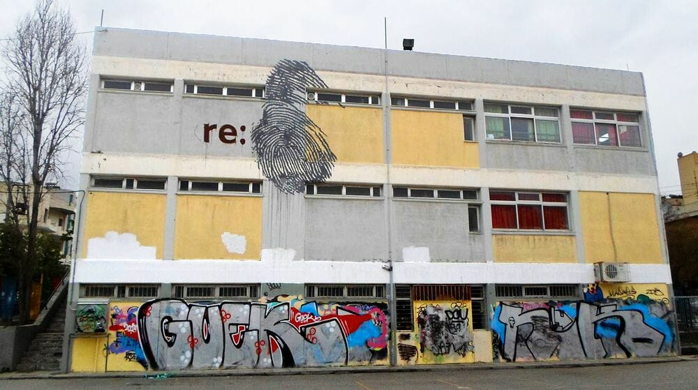 LosOtros – Le Street Art comme instrument de réflexion urbaine. 1