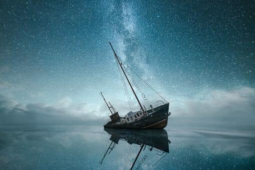 Dans l'imaginaire naturel et cosmique de Mikko Lagerstedt 14
