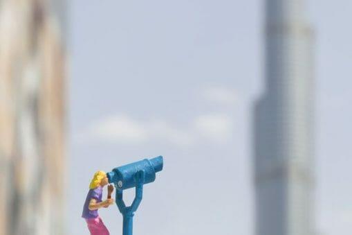 Inspiration urbaine: le street art miniature de Slinkachu 2