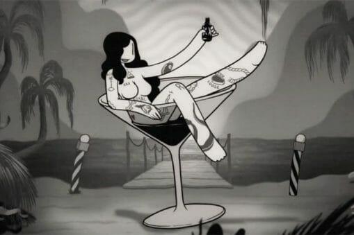 McBess nous plonge dans les cartoons des années 20 12