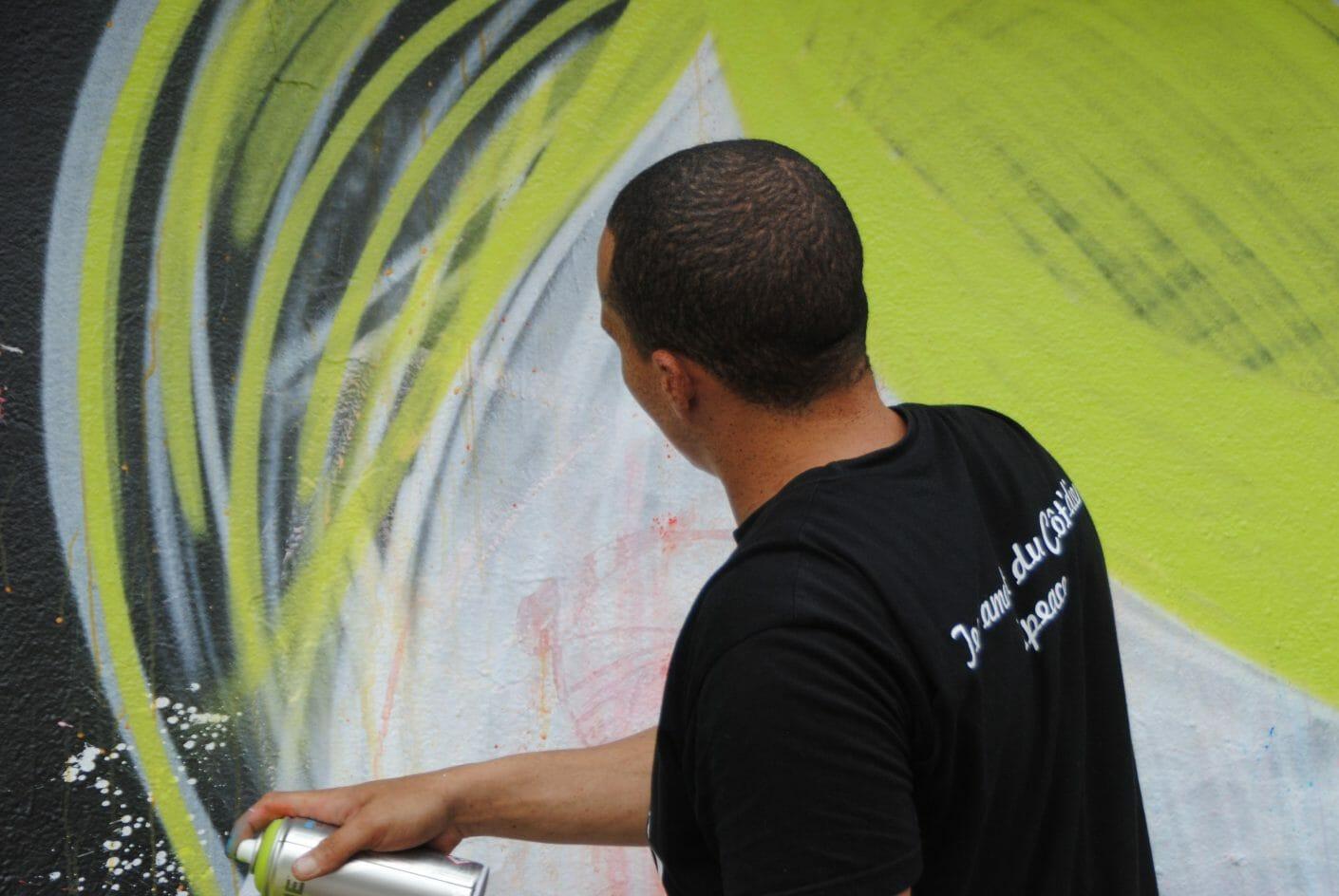 Artiznotcrime x Le Mur Saint Ouen – Interview et performance 12