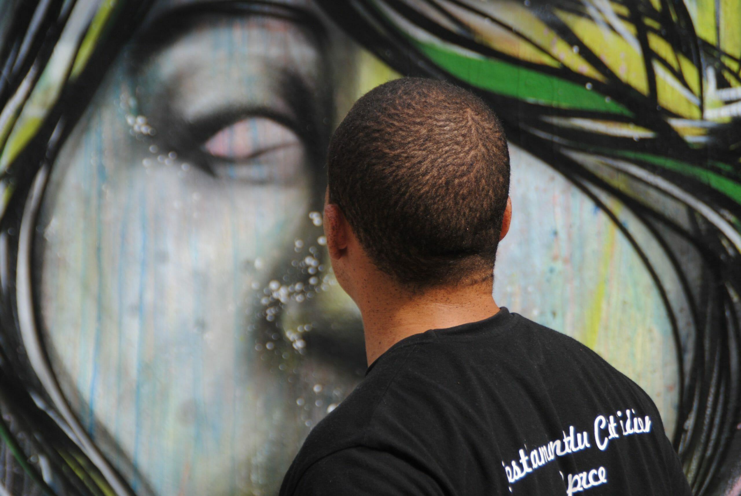 Artiznotcrime x Le Mur Saint Ouen – Interview et performance 1