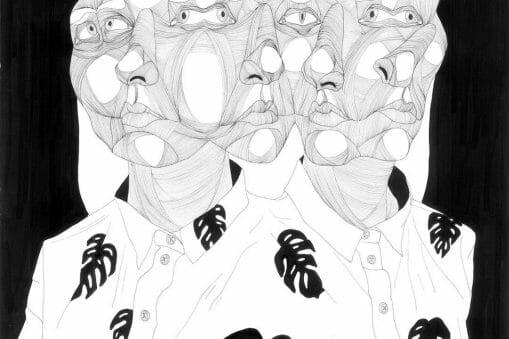 En noir et blanc avec la dessinatrice Agnès BW 29