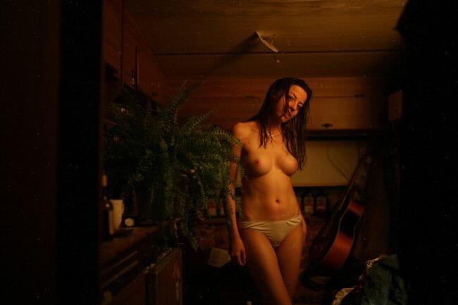 Le travail idyllique du photographe Olivier Laselle mis à nu