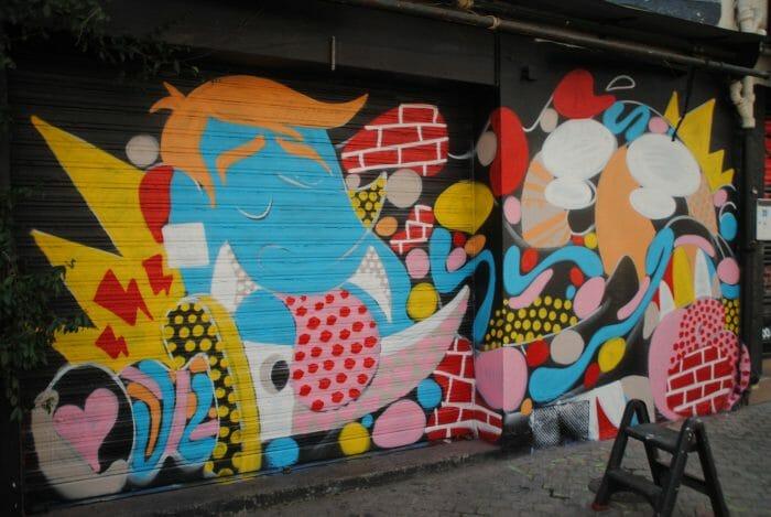 Bebar x Le Mur Saint Ouen 16