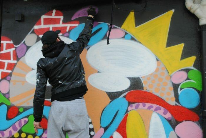 Bebar x Le Mur Saint Ouen 20