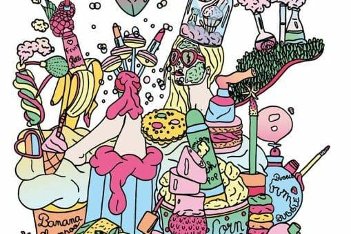 Les illustrations délirantes de Charlène Desfougeres 5