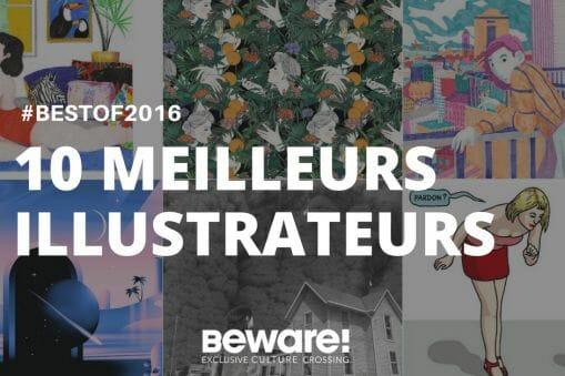 Les 10 meilleurs illustrateurs/trices de ton année 2016 23