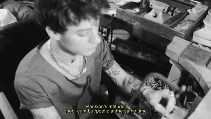 """""""Portraits Parisiens"""" de Andy Picci et Wolf Mike : Les martyres de l'esthétique 19"""