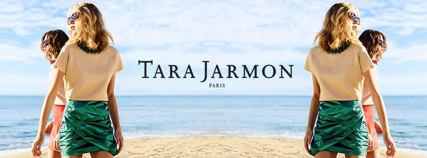 Tara Jarmon dévoile sa collection Printemps-Eté 2017 1