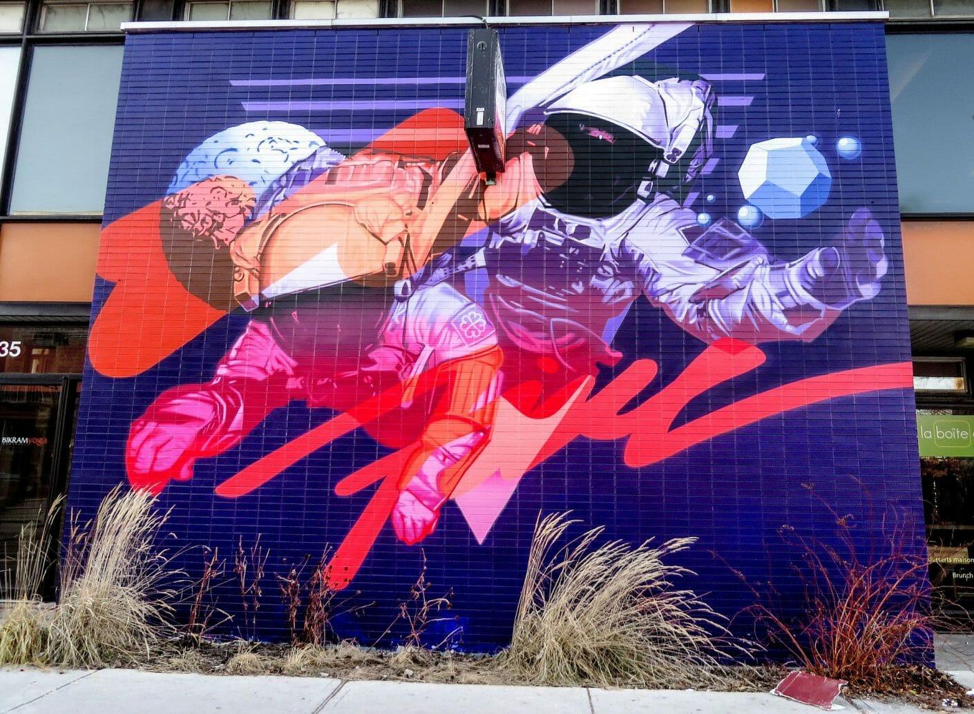 Five8, le secret le mieux gardé du street art montréalais 6
