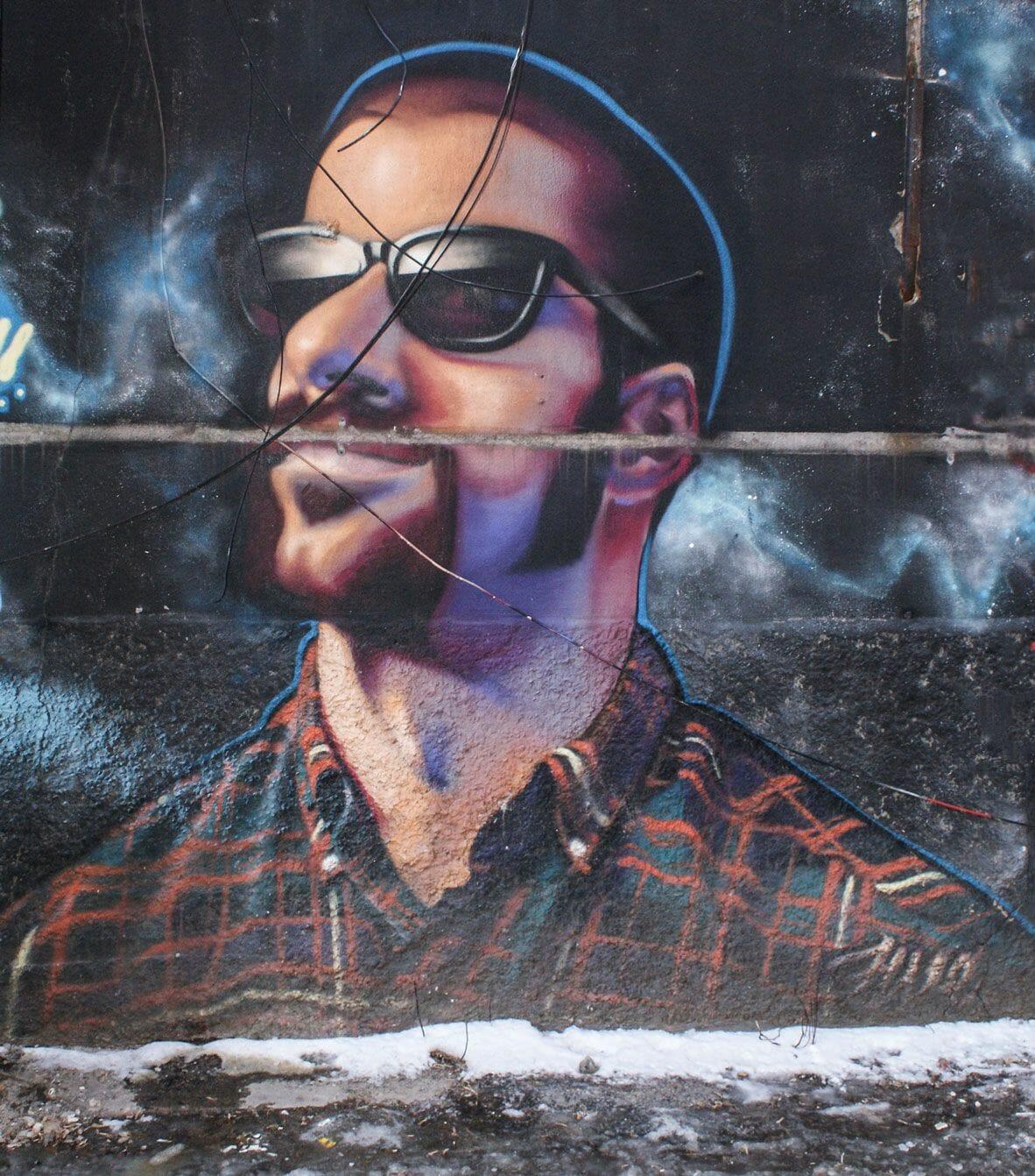 Five8, le secret le mieux gardé du street art montréalais 3