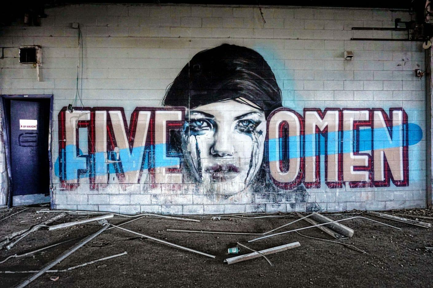 Five8, le secret le mieux gardé du street art montréalais 4
