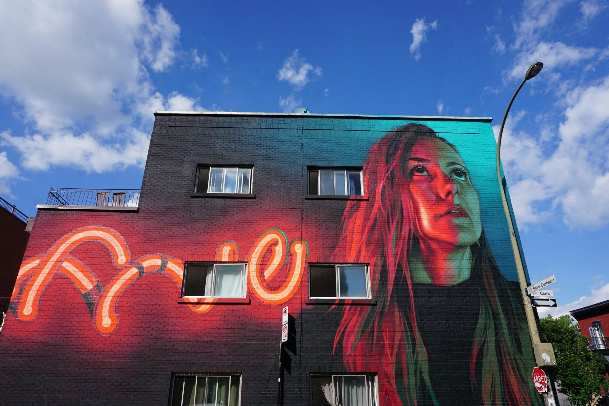Five8, le secret le mieux gardé du street art montréalais 1