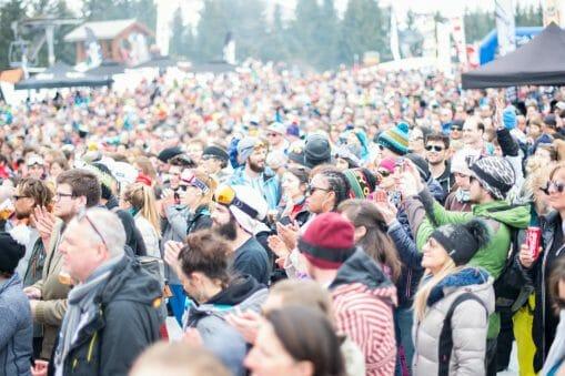 Festival franco suisse rock the pistes