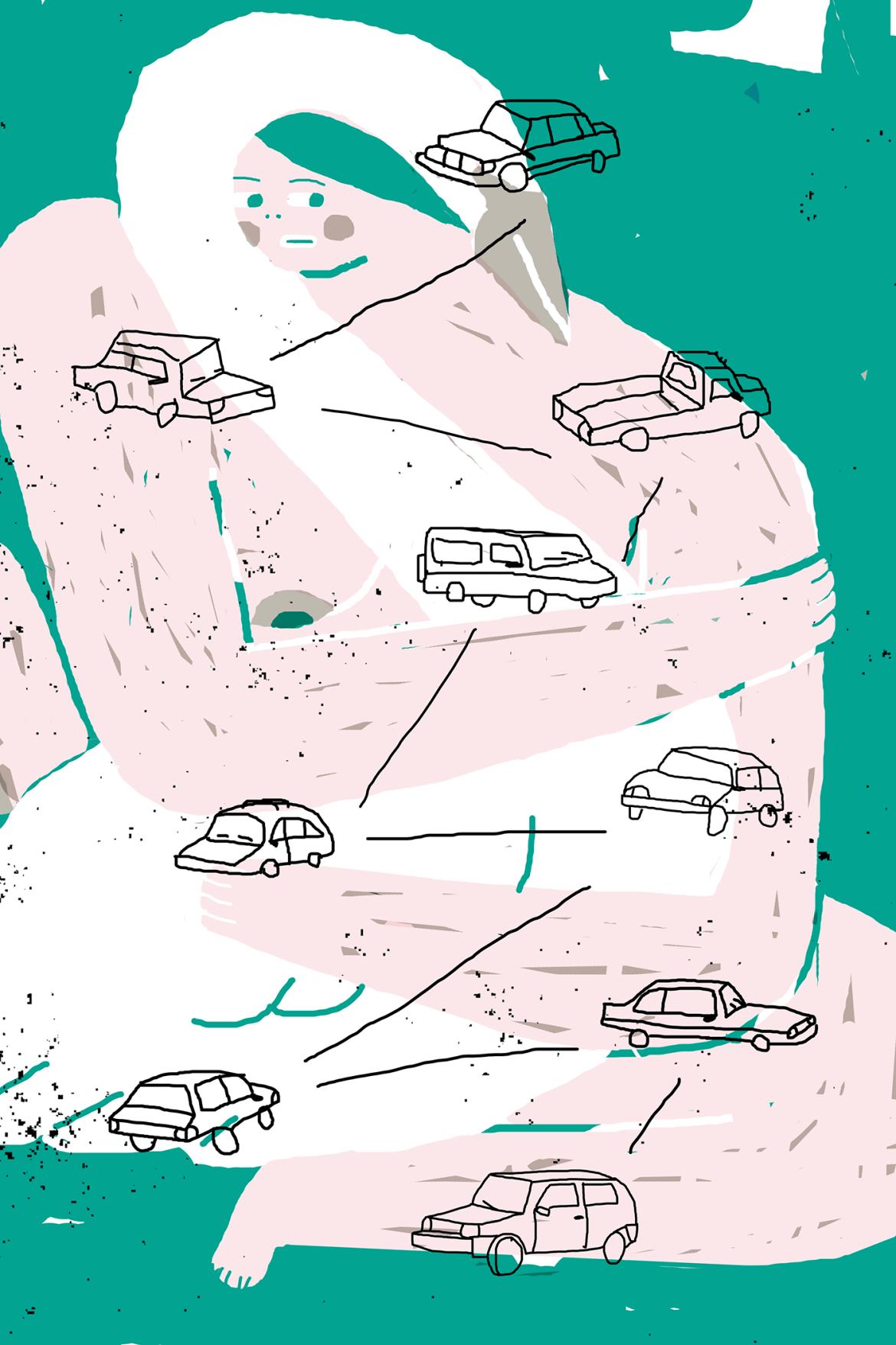 Laurianne Poirier : l'illustratrice-sérigraphe créatrice de communauté