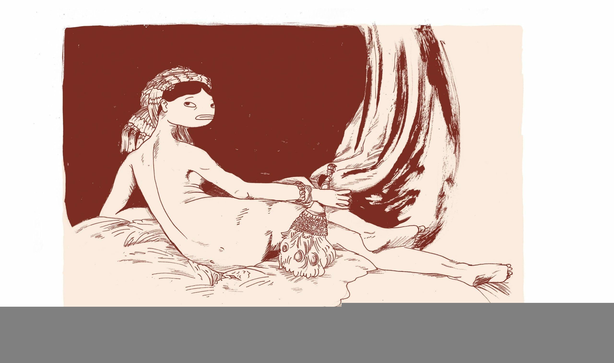 Rencontre avec Célia Marquis : monstres gentils et lazyness assumée 1