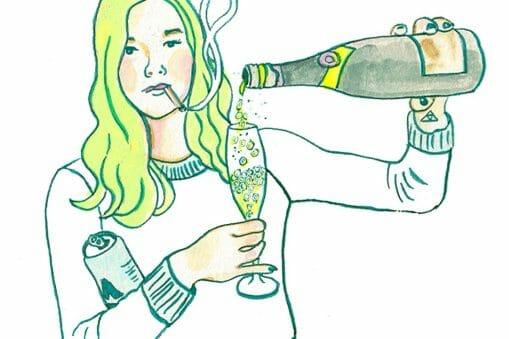Julia Monson : féminisme, banalités et verres de vin 34