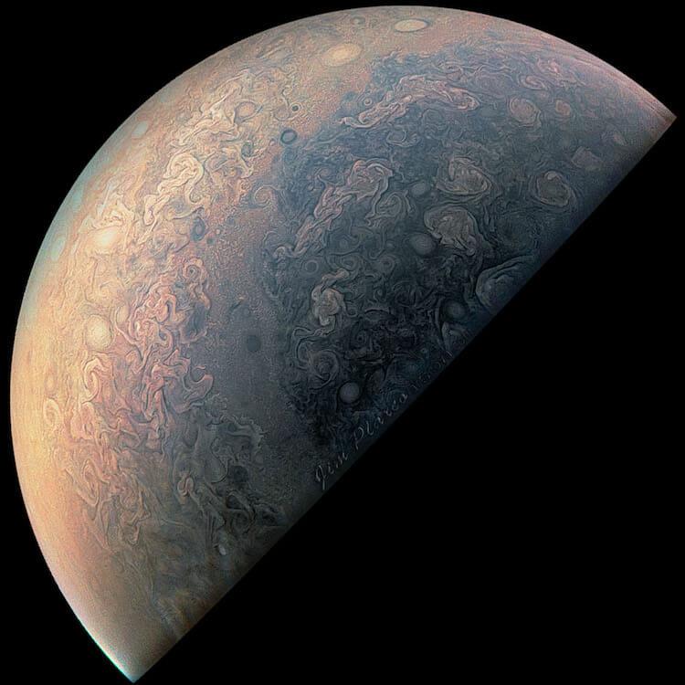 La sonde Juno nous offres des images époustouflantes de Jupiter 2