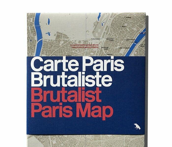 carte de Paris Blue crow