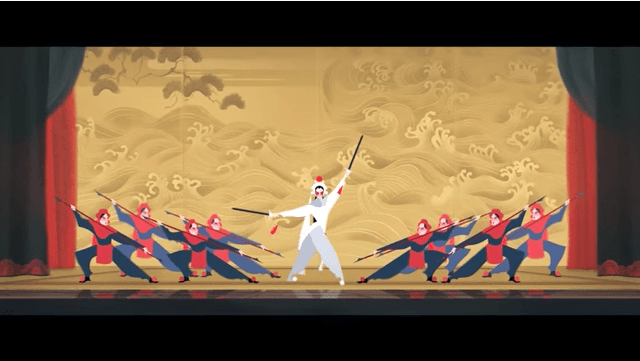 Les étudiants des Gobelins mettent la Chine à l'honneur dans leurs courts métrages 2