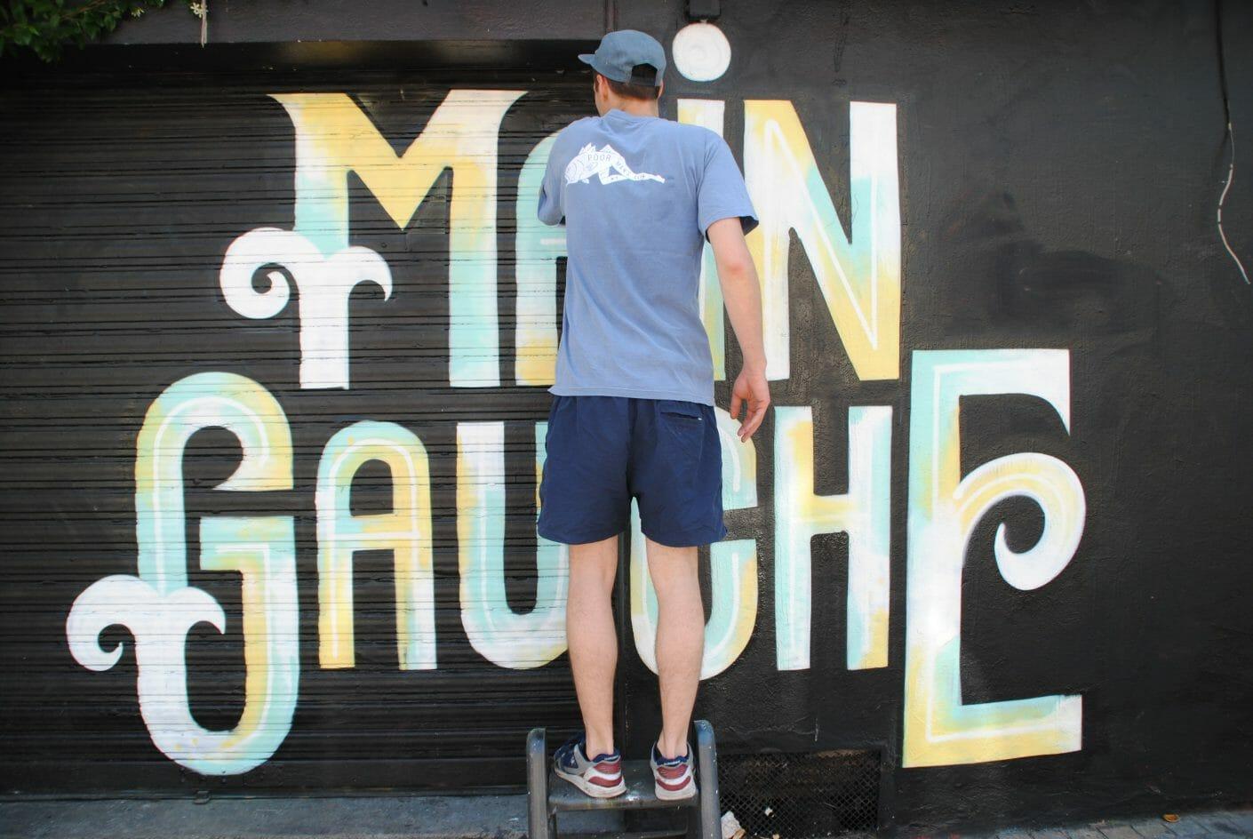 Goché x Le Mur Saint Ouen Interview et performance 14